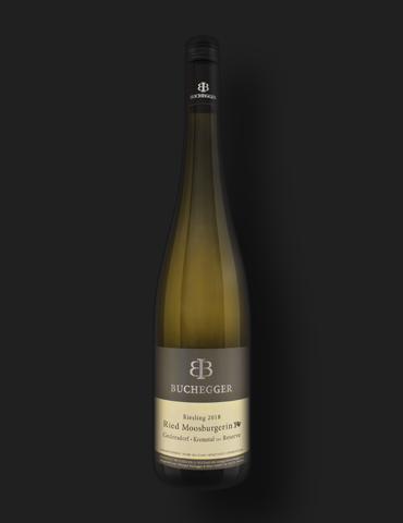 Weingut Buchegger Riesling Moosburgerin 2018
